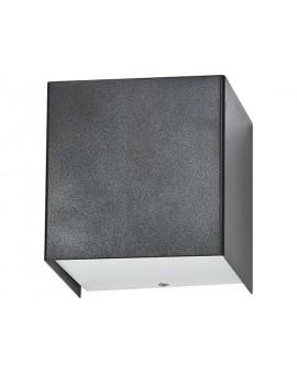 Wall lamp CUBE graphite 5272