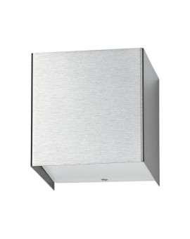 Wall lamp CUBE silver 5267