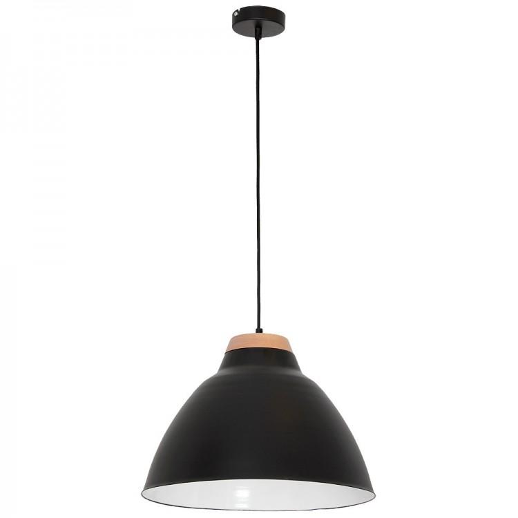 Żyrandol Skal black 9190 Luminex