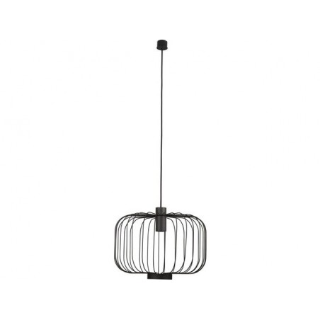 Lampa Zwis nowoczesny ALLAN BLACK 6941 Nowodvorski
