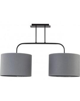 Lampa Zwis nowoczesny ALICE gray 6817 Nowodvorski