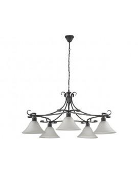 Lampa Żyrandol klasyczny FLORES 3527 Nowodvorski