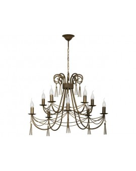 Lampa Żyrandol klasyczny TWIST 2767 Nowodvorski
