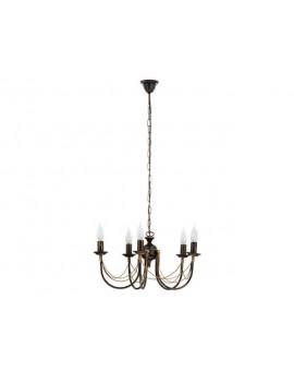 Lampa Żyrandol klasyczny ARES 205 Nowodvorski