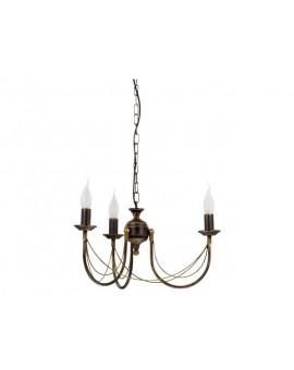 Lampa Żyrandol klasyczny ARES 204 Nowodvorski
