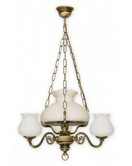 Lampa Żyrandol Alladyn 010/W4 Lemir