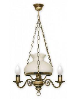 Lampa Żyrandol Alladyn 013/W4 Lemir