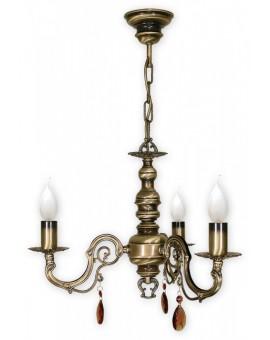 Lampa Żyrandol Antares O1313/W3 Lemir