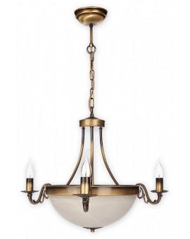 Lampa Żyrandol Arkadia O2123 W5 PAT Lemir