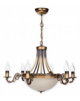 Lampa Żyrandol Arkadia O2126 W8 PAT Lemir