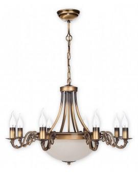 Lampa Żyrandol Arkadia O2127 W10 PAT Lemir
