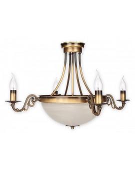 Lampa Żyrandol Arkadia O2134 W6 PAT Lemir