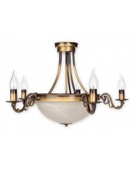 Lampa Żyrandol Arkadia O2135 W7 PAT Lemir