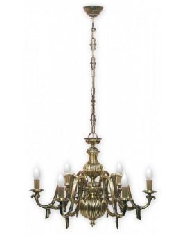 Lampa Żyrandol Avilla 596/W6 Lemir