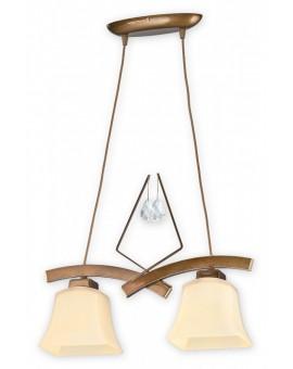 Lampa Zwis Kano O1852 ZP Lemir