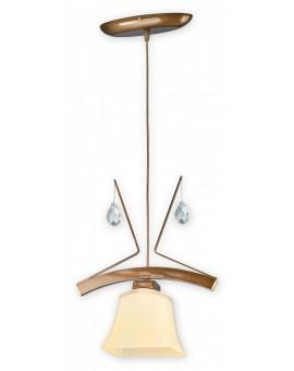 Lampa Zwis Kano O1857 ZP Lemir
