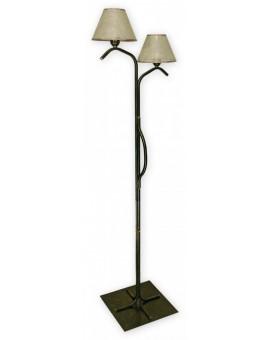 Lampa podłogowa Portos Abażur O1349/L2 Lemir