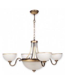 Lampa Żyrandol Sato O2084 W6 PAT Lemir