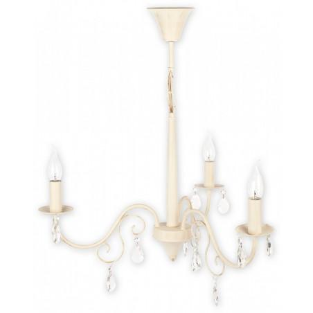 Lampa Żyrandol Velio O1953 AB Lemir