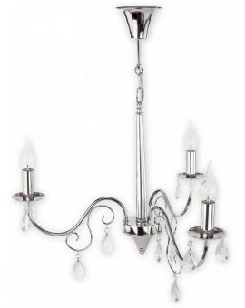 Lampa Żyrandol Velio O1953 CH Lemir