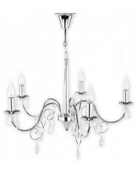 Lampa Żyrandol Velio O1955 CH Lemir