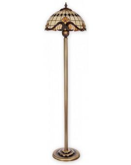 Lampa podłogowa witraż Vitrus O2069 L2 PAT Lemir