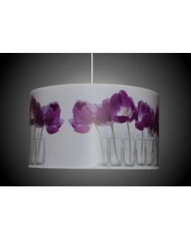 Lampa Zwis KWIATY 0126 W&M Silver