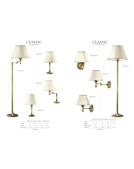 Lampa nocna CLASSIC p.CLL ł 510 Jupiter