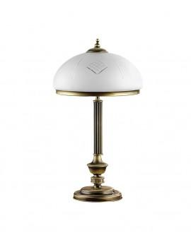 Lampa biurkowa mosiądz patyna DRAGON 786 Jupiter