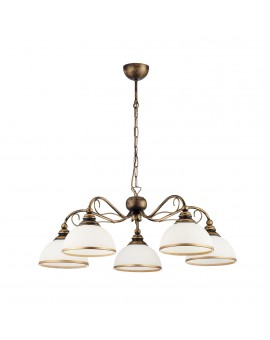 Lampa Żyrandol klasyczny XSARA kol 1177 Jupiter