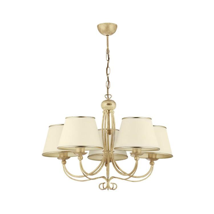 Lampa sufitowa Żyrandol klasyczny LAURA LA-5-E 515 Jupiter