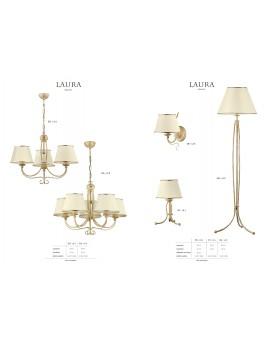 Lampa biurkowa LAURA LA-L-E 517 Jupiter