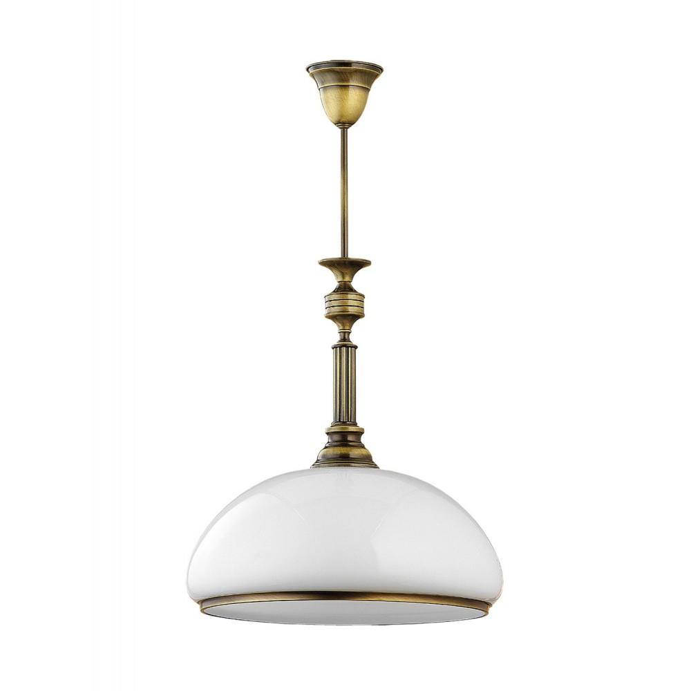 Lampa Żyrandol klasyczny patynowany ZEUS 620 Jupiter