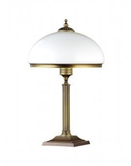 Lampa biurkowa patynowana ZEUS 626 Jupiter