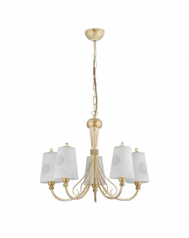 Lampa sufitowa Żyrandol klasyczny EVAN EV 5 1155 Jupiter