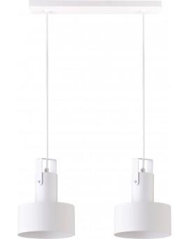 Lampa Rif plus 2 zwis biały 31199 Sigma