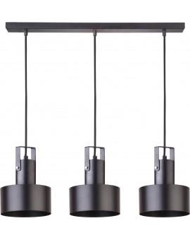 Lampa Rif plus 3 zwis czarny 31194 Sigma