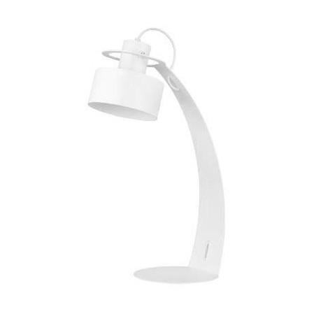 Lampa biurkowa Rif lampka biały 50064 Sigma