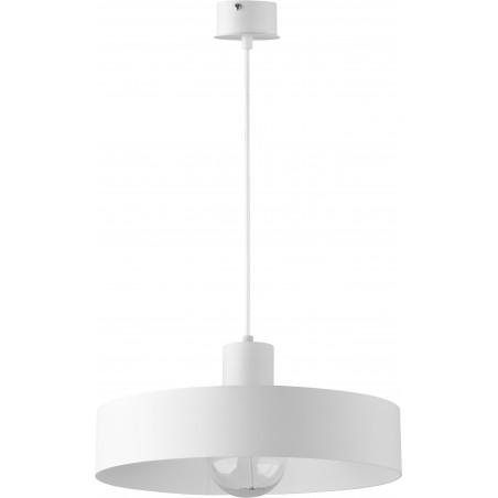 Lampa Rif 1 zwis L biały 30901 Sigma