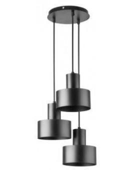 Lampa Rif 3 zwis koło czarny 30900 Sigma