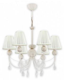 Lampa Żyrandol Agnis O2296 W6 AB Lemir