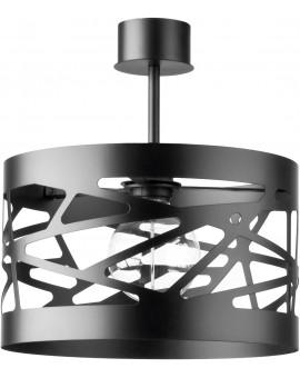 Lampa Plafon Moduł frez M czarny 31233 Sigma