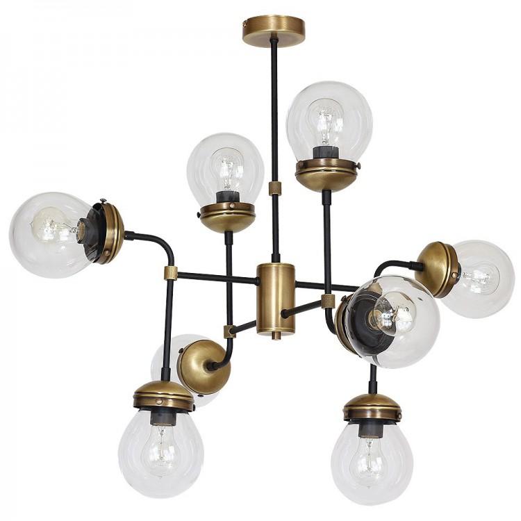 Lampa Żyrandol retro Hydro 1889 Luminex