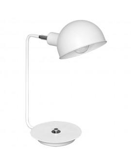 Lampa biurkowa Devin biały 1281 Luminex