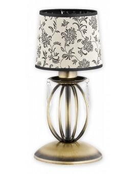 Lampa biurkowa Agila patyna O2488 L1 PAT Lemir