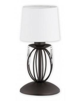 Lampa biurkowa Agila rdza wenge O2488 L1 RW Lemir
