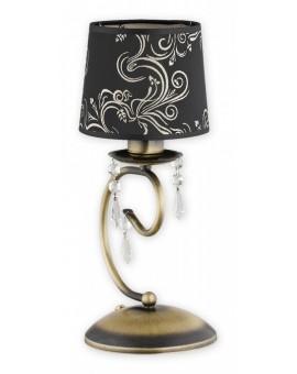 Lampa biurkowa Barsa patyna O2478 L1 PAT Lemir