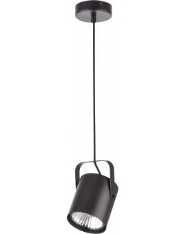 Lampa Zwis Flesz E27 1 czarny E27 31077 Sigma
