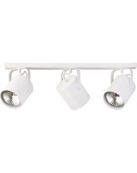 Lampa Plafon Flesz E27 3 biały E27 31117 Sigma