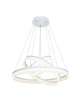 LAMPA WISZĄCA RING 114W LED ML408 Milagro